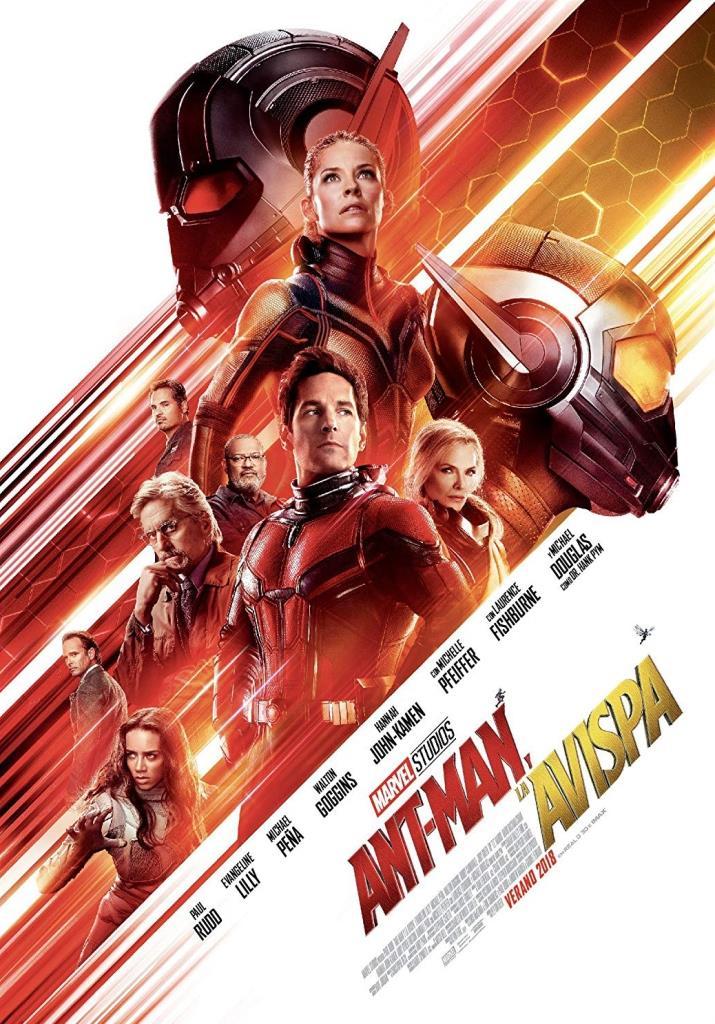 Ant-Man y la Avispa (2018) HD 1080p Latino