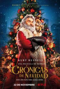 Las crónicas de Navidad (2018) HD 1080p Latino