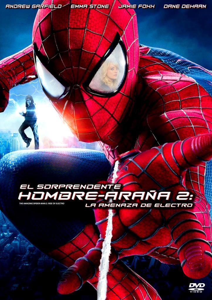 El Sorprendente Hombre Araña 2: El poder de Electro (2014) HD 1080p Latino
