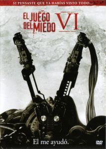 El juego del Miedo 6 (2009) HD 1080p Latino