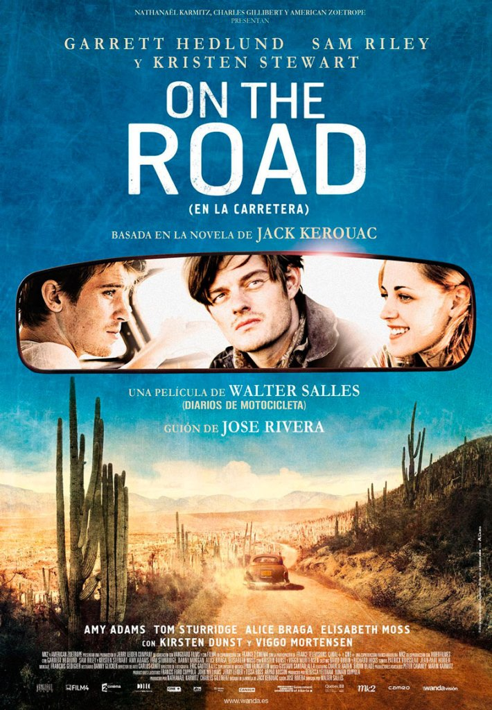 En la carretera (2012) HD 1080p Latino