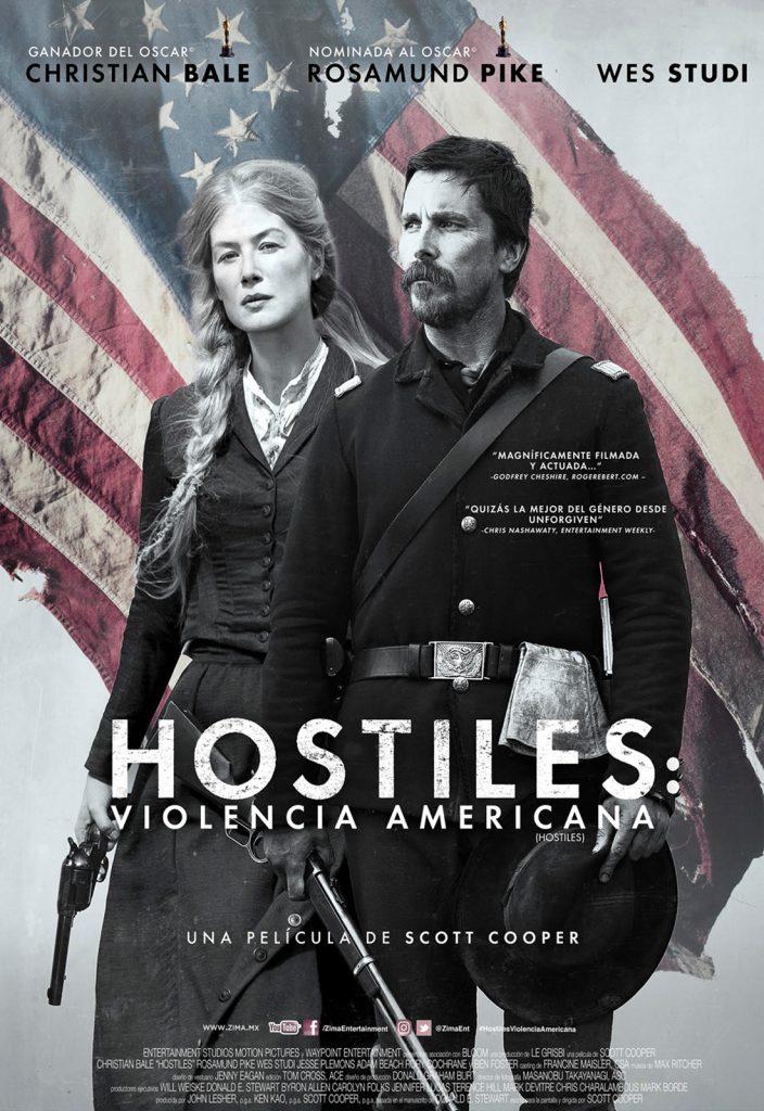 Hostiles Violencia Americana