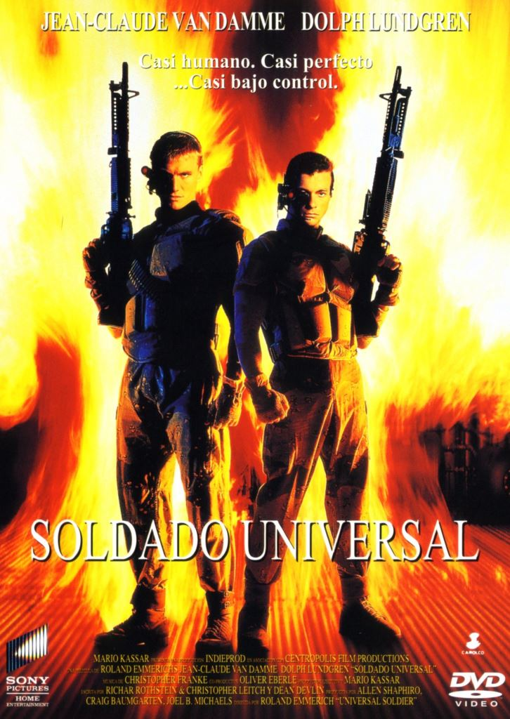 Soldado universal (1992) HD 1080p Latino