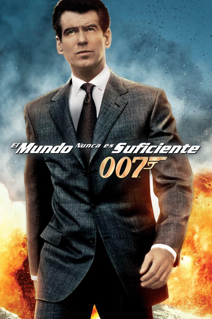 Agente 007: El mundo nunca es suficiente (1999) HD 1080p Latino
