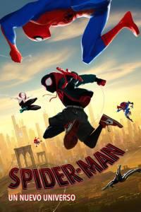 Spider-Man: Un nuevo universo (2018) HD 1080p Latino