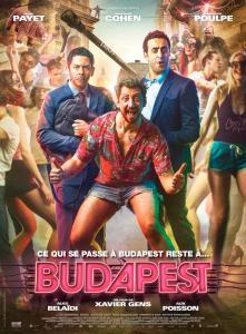 Budapest (2018) HD 1080p Latino