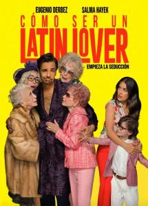 Cómo ser un latin lover (2017) HD 1080p Latino