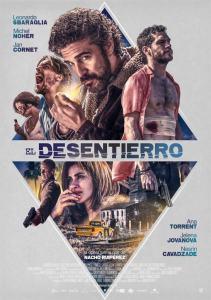 El desentierro (2018) HD 1080p Español