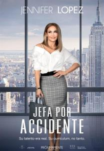 Jefa por accidente (2018) HD 1080p Latino