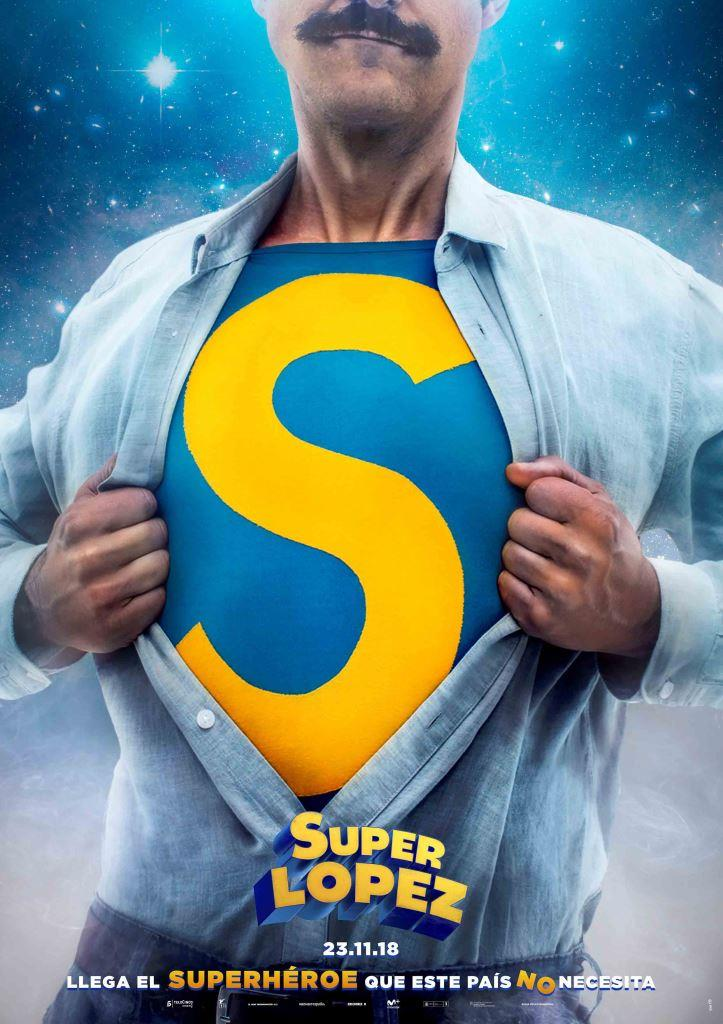 Superlópez (2018) HD 720p Castellano