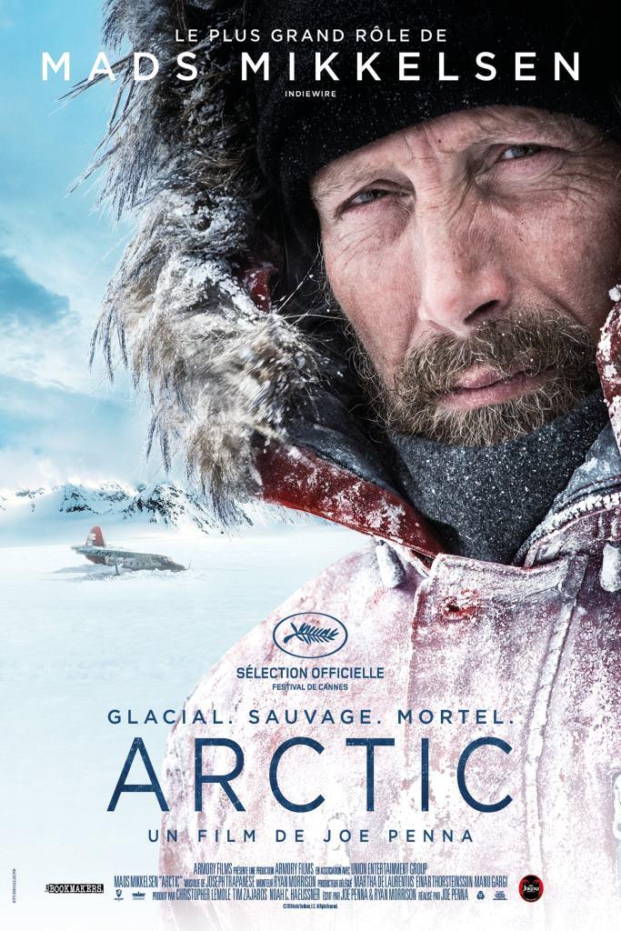 Ártico (2018) HD 1080p Subtitulado