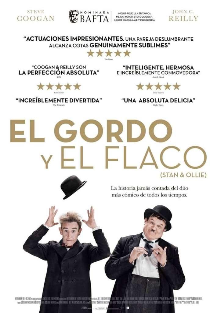 El Gordo y el Flaco (2018) HD 1080p Latino