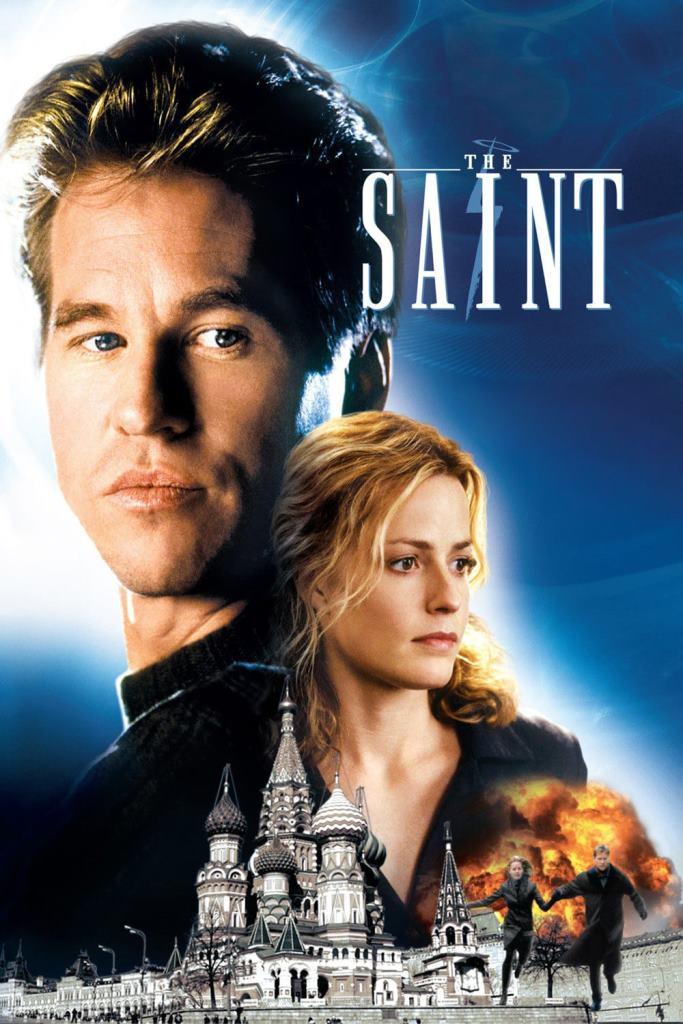 El santo (1997) HD 1080p Latino