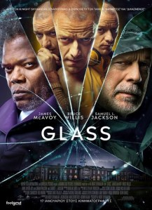 Glass (Cristal) (2019) HD 1080p Español Latino