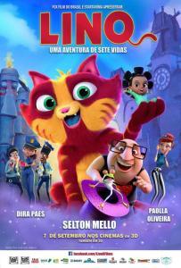 Lino: una aventura de siete vidas (2017) HD 1080p Latino