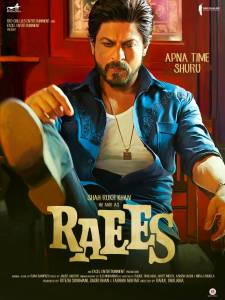 Raees (2017) HD 1080p Español Latino