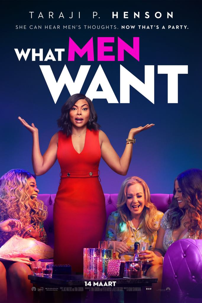 What Men Want (2019) HD 1080p Latino