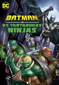 Batman vs. las Tortugas Ninja (2019) HD 1080p Latino
