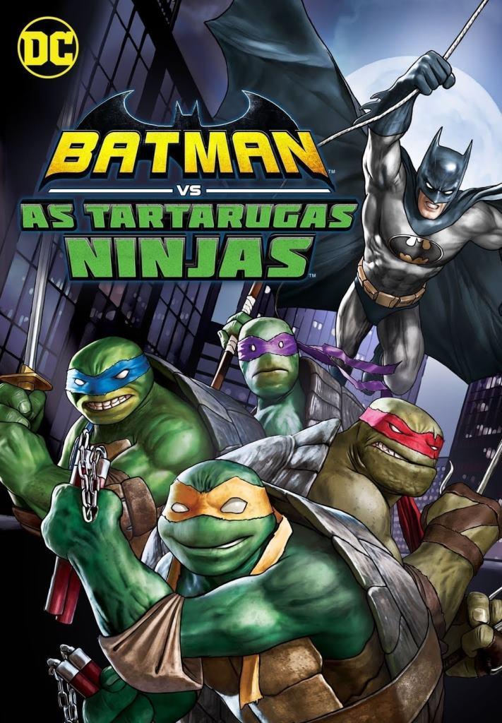 Batman vs. las Tortugas Ninja (2019) HD 1080p Latino