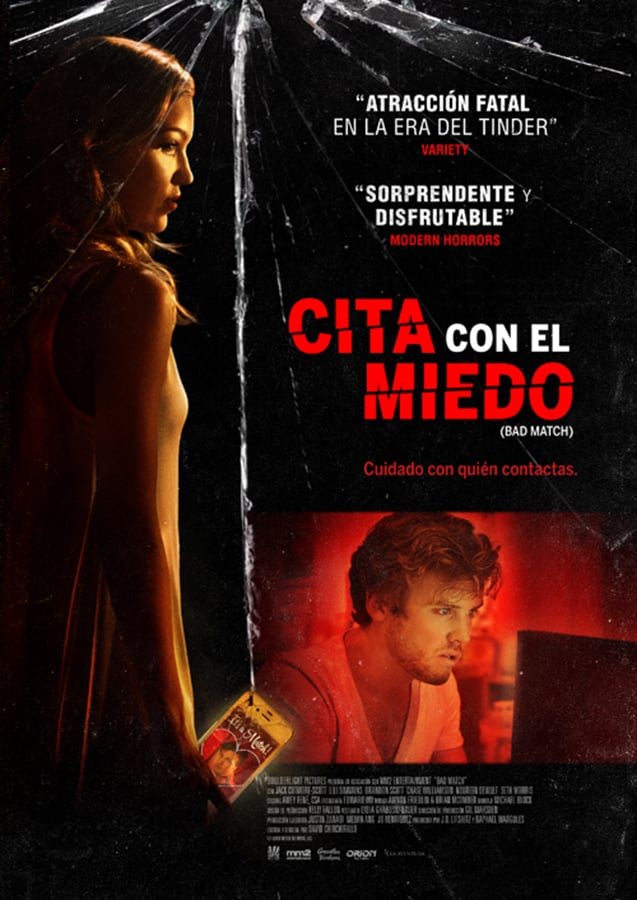 Cita con el miedo (2017) HD 1080p Latino