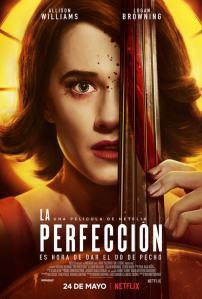 La perfección (2019) HD 1080p Latino