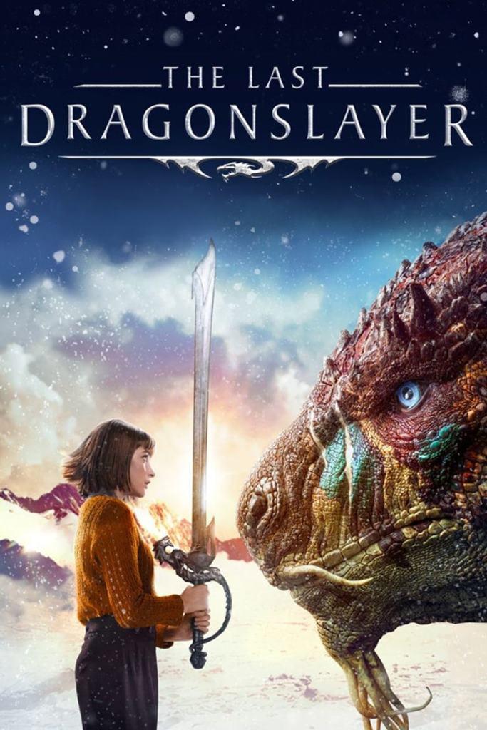La última cazadora de dragones (2016) HD 1080p Latino