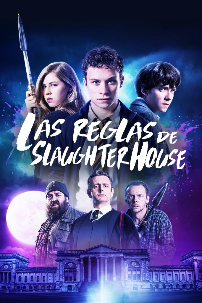 Las reglas de Slaughterhouse (2019) HD 1080p Latino