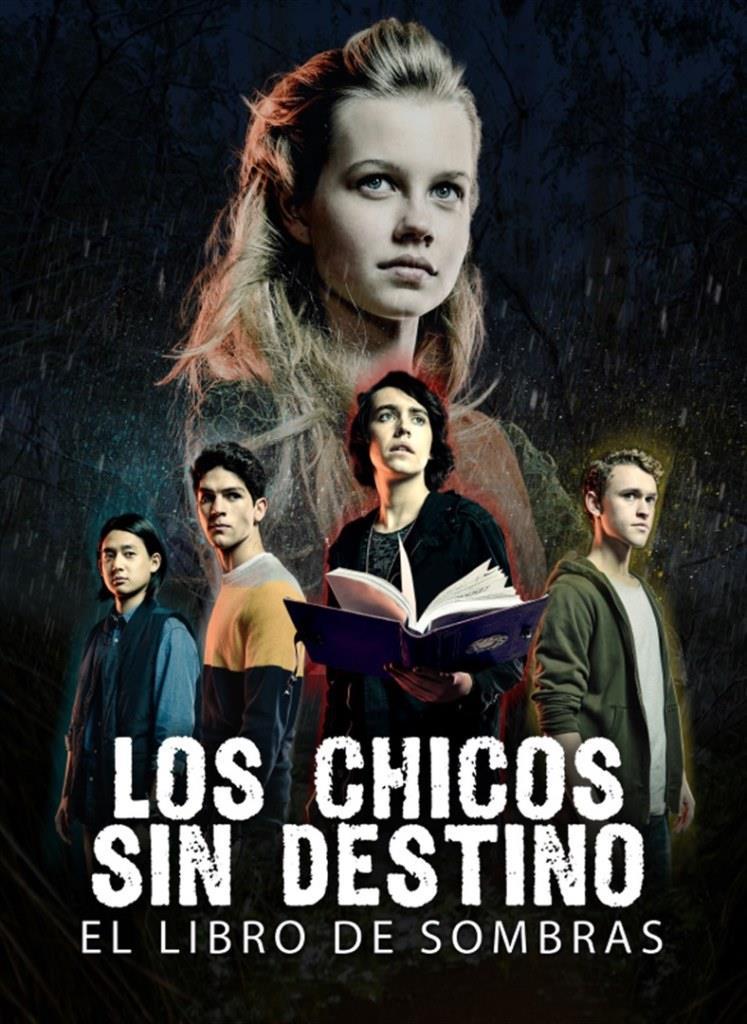 Los chicos sin destino: El libro de sombras (2016) HD 1080p Latino