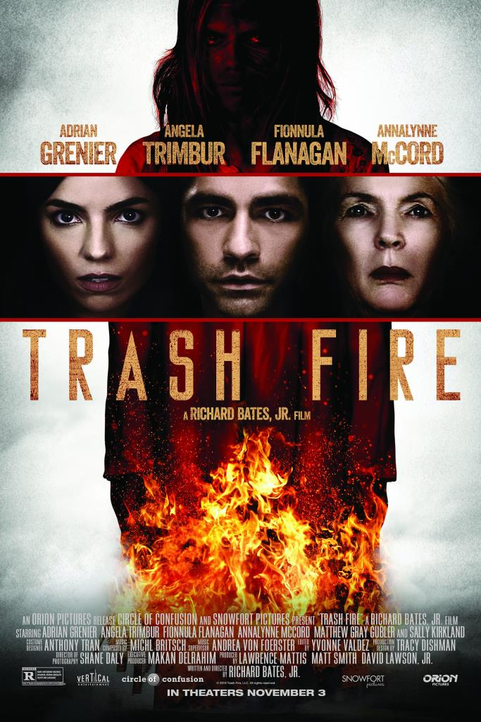 Trash Fire (2016) HD 1080p Latino