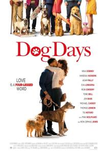 Dog Days (2018) BRRip 1080p Latino