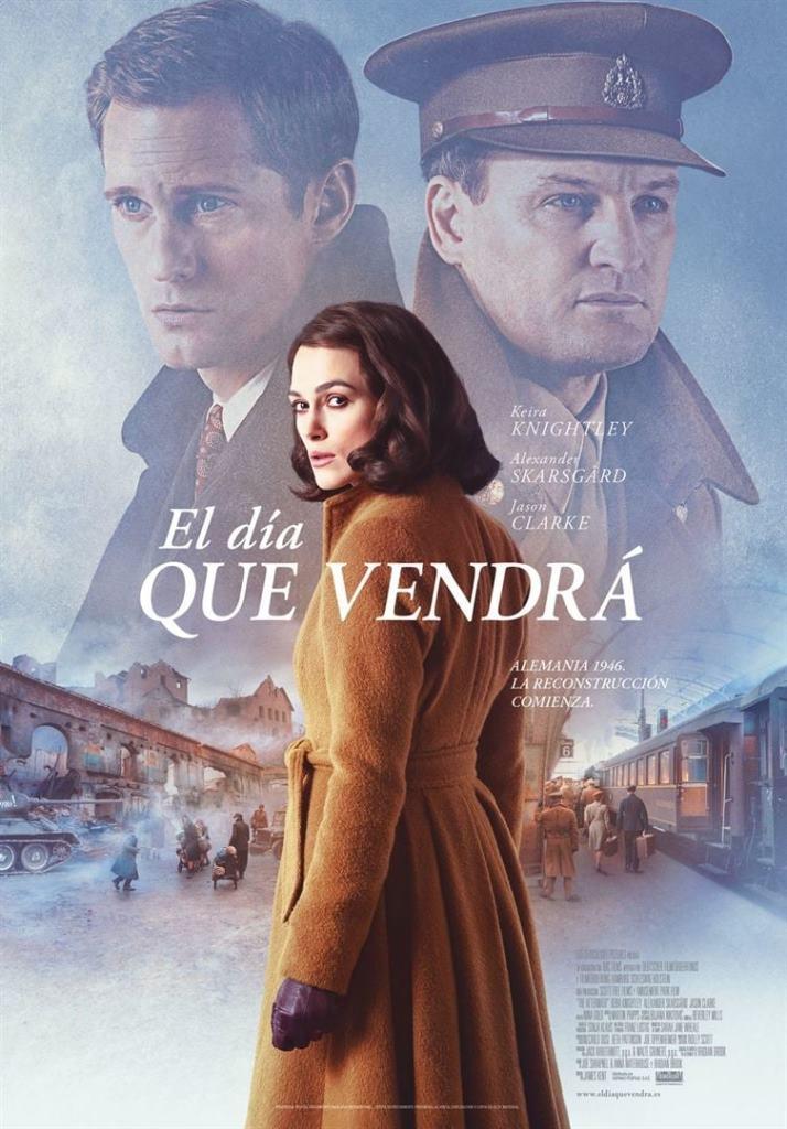 El día que vendrá (2019) HD 1080p Latino