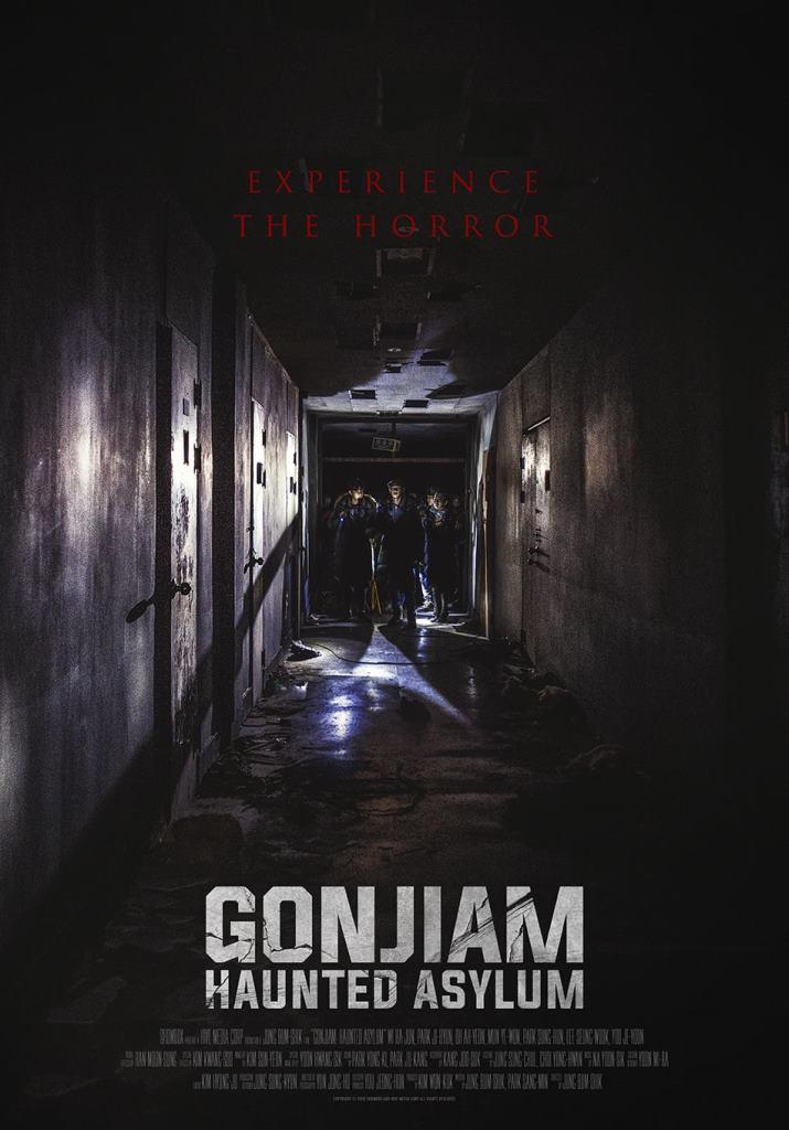 Gonjiam: Hospital Maldito (2018) HD 1080p Latino