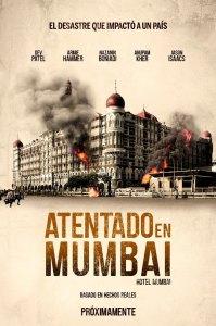 Hotel Mumbai: El Atentado (2018) HD 1080p Latino