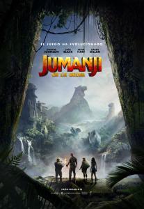 Jumanji: Bienvenidos a la jungla (2017) HD 1080p Latino