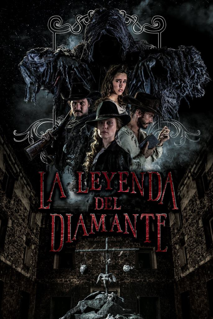 La Leyenda del Diamante (2017) HD 1080p Latino