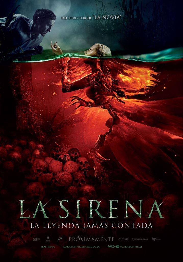 La sirena: La leyenda jamás contada (2018) HD 1080p Latino