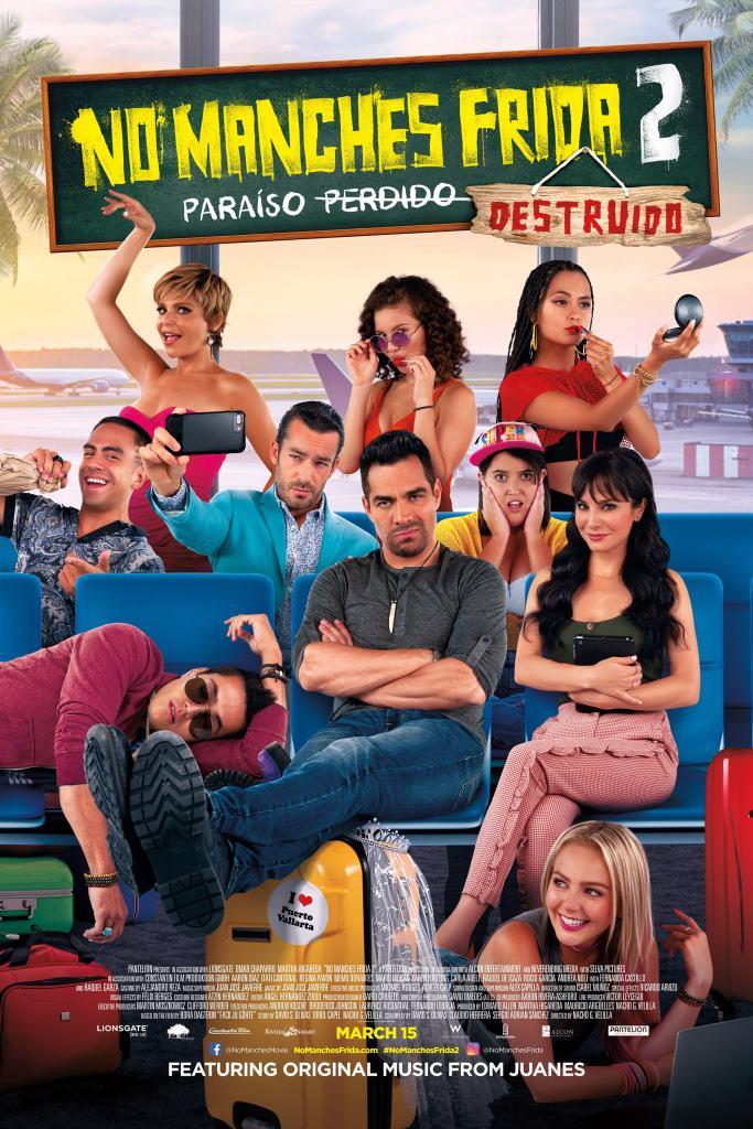 No manches Frida 2 (2019) HD 1080p Latino
