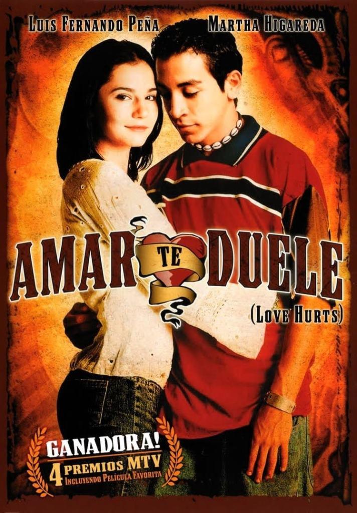 Amar te duele (2002) HD 1080p Latino