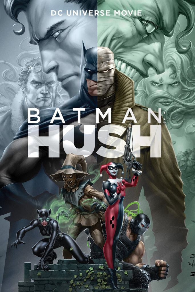 Batman: Hush (2019) HD 1080p Latino