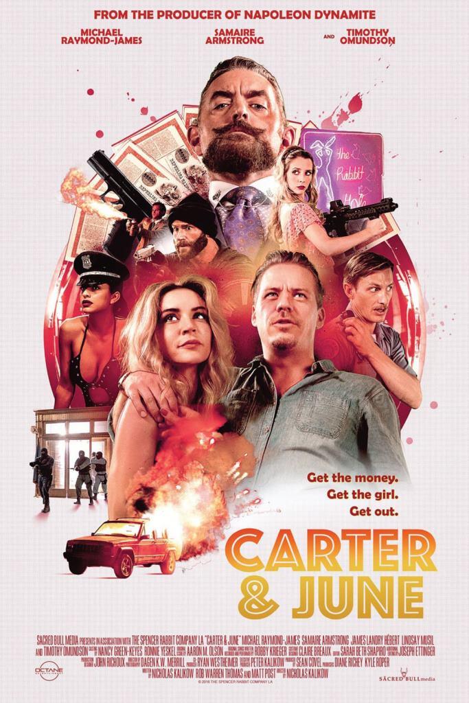 Carter & June (2017) HD 1080p Latino