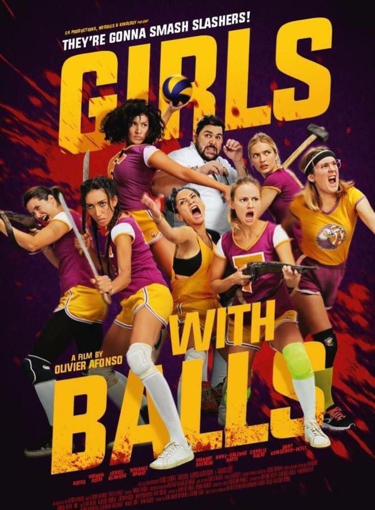 Chicas con pelotas (2018) HD 1080p Latino