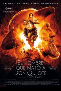El hombre que mató a Don Quijote (2018) HD 1080p Latino