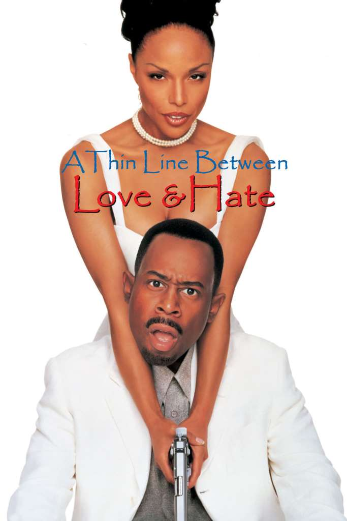 El pequeño espacio entre el odio y el amor (1996) HD 1080p Latino