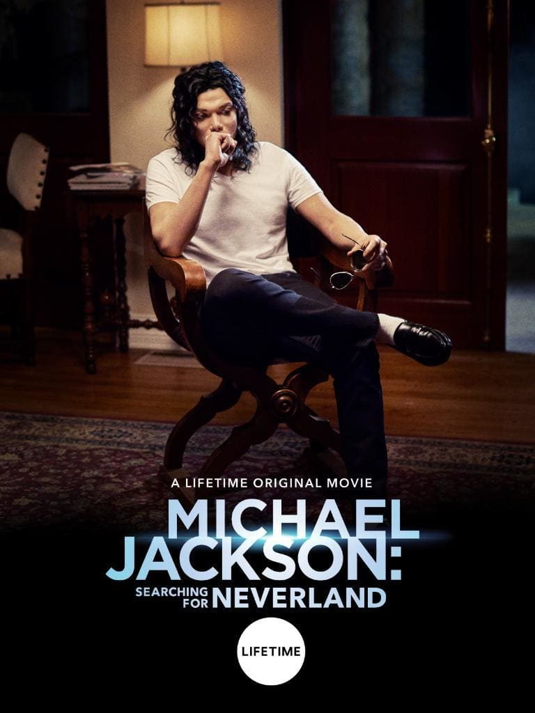 Michael Jackson: Searching for Neverland (2017) HD 1080p Latino