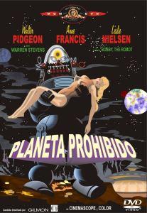 Planeta prohibido (1956) HD 1080p Latino