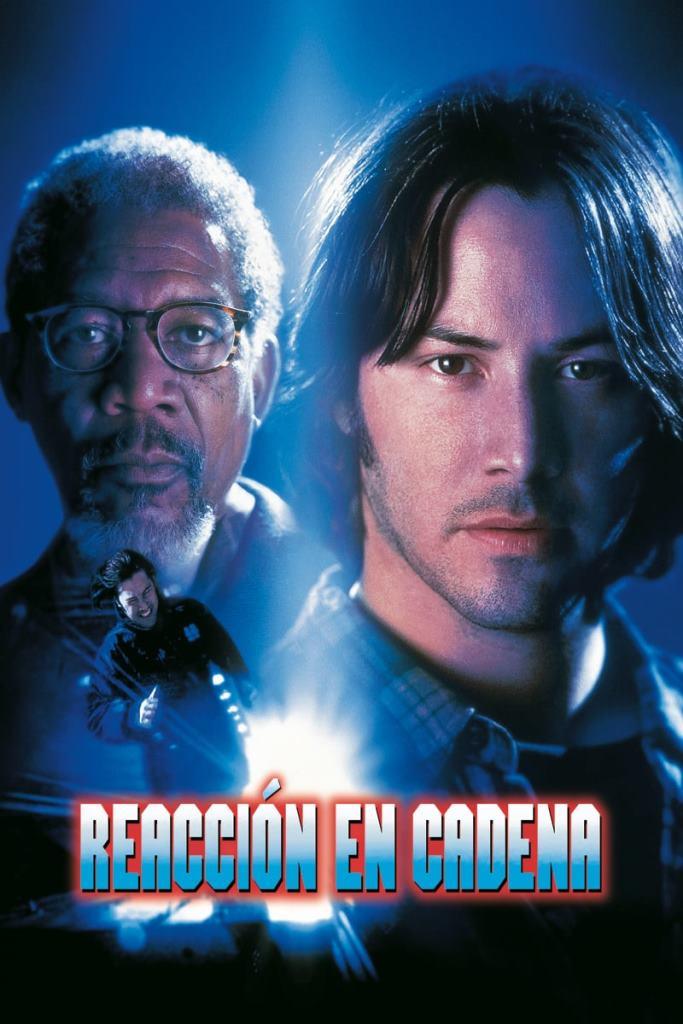 Reacción en cadena (1996) HD 1080p Latino