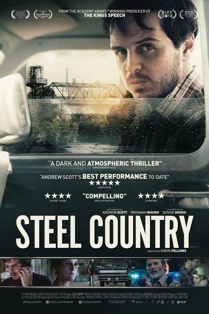 Steel Country (2018) HD 1080p Latino