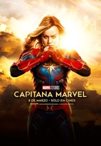 Capitana Marvel (2019) OPEN MATTE HD 1080p Latino