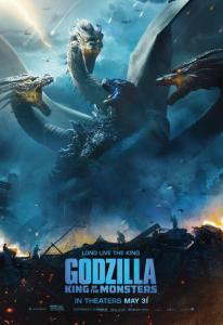 Godzilla: Rey de los monstruos (2019) HD 1080p Latino