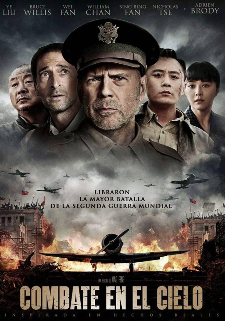 El bombardeo (2018) HD 1080p Latino